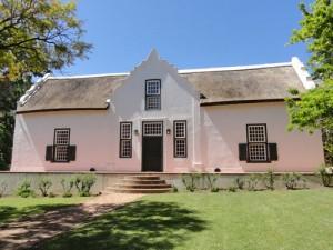 Hotel in Stellenbosch auf dem Weingut