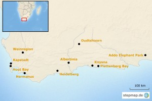 Übersicht Bausteine Kapregion