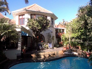 Kapstadt bis Port Elizabeth: Guesthouse in Kapstadt