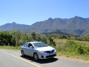 Südafrika Garden Route: Mit dem Mietwagen geht die Reise weiter