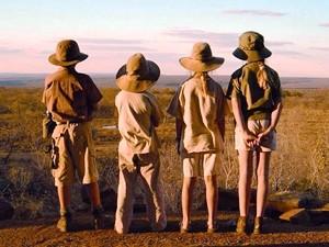 Südafrika mit Kindern - auf Safari
