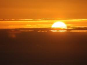 Kapstadt bis Port Elizabeth: Sonnenuntergang in Südafrika