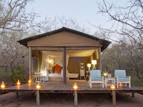 Tented Camp in Hoedspruit