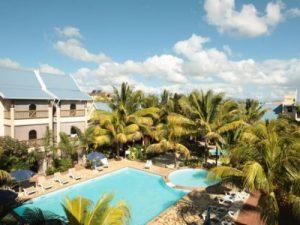 Budget Mauritius: Pool Budget Hotel Mauritius