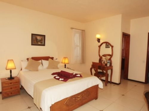 Familienzimmer Budget Hotel Mauritius
