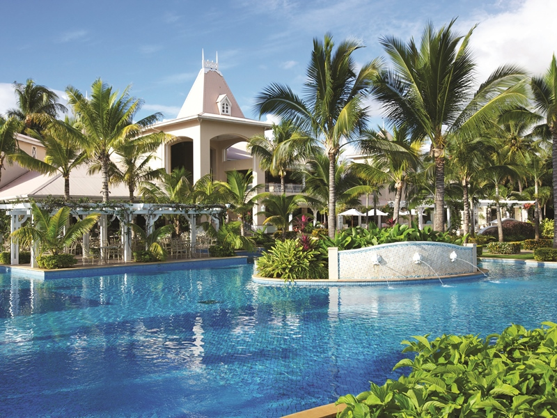 Pool 5 Sterne Hotel Mauritius