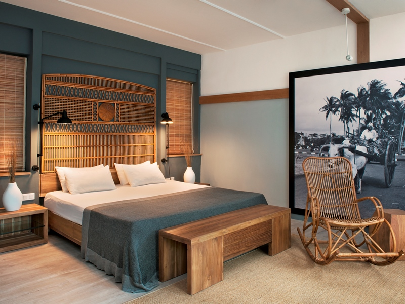 Zimmer 4 Sterne Mauritius