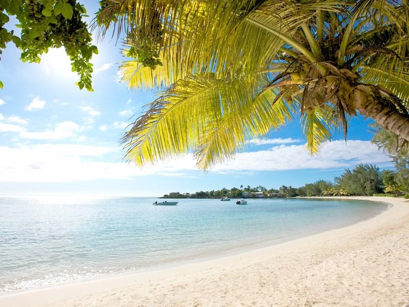Strandurlaub auf Mauritius