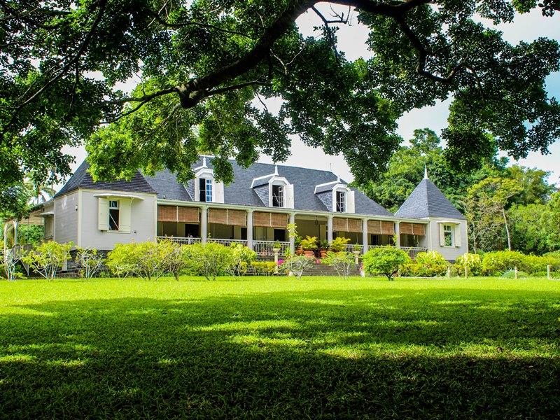 Rum- und Zuckerfabrik Mauritius