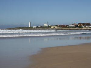 Strand von St. Francis Bay