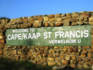 Willkommen in St. Francis Bay.