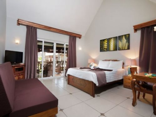 Familienzimmer Budget Hotel Mauritius
