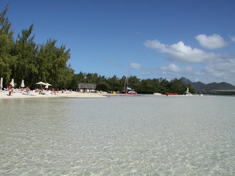 Ile aux Cerfs Katamaran Mauritius