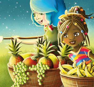 Suedafrika Reiseführer für Kinder - Blick ins Buch