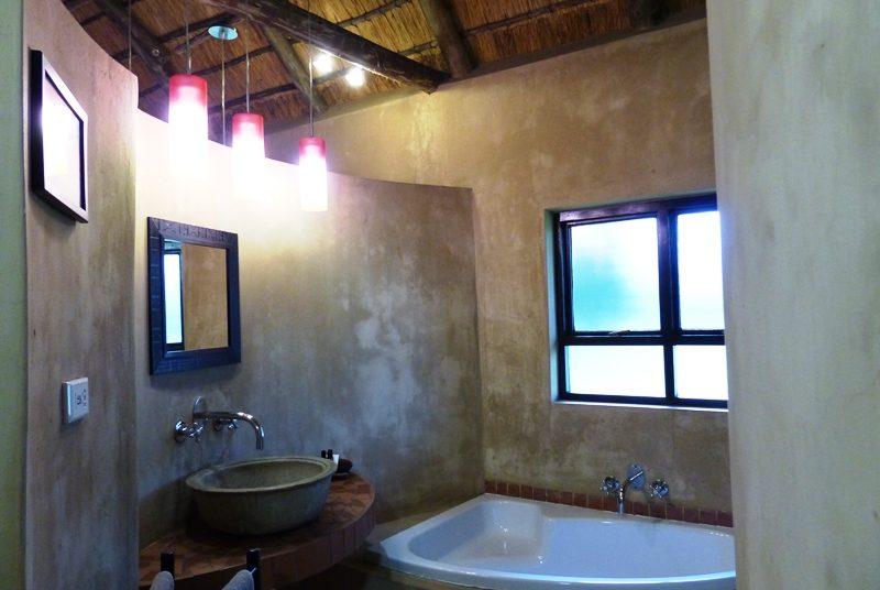 Bad im Hotel in St Lucia Gruppenreise