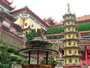 Ke Lok Si Tempel in Penang