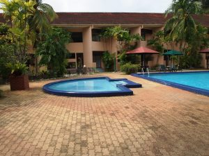 Hotelpool Cherating