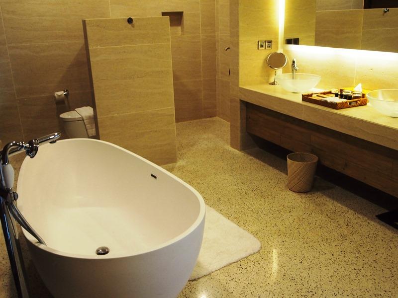 Badezimmer Hotel Cherating Komfort