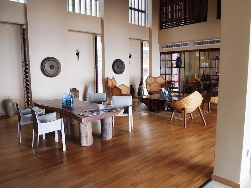 Lobby Hotel Cherating Komfort
