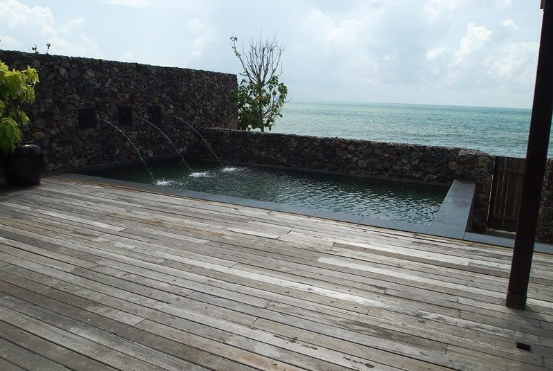Privatpool Hotel Cherating Komfort