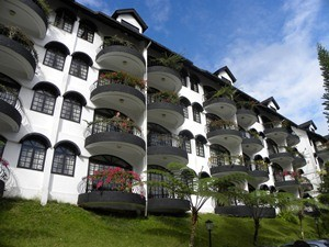 Familienhotel in den Cameron Highlands