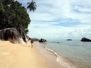Strandurlaub auf Tioman