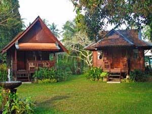 Hotel im Kampung bei Kota Bharu