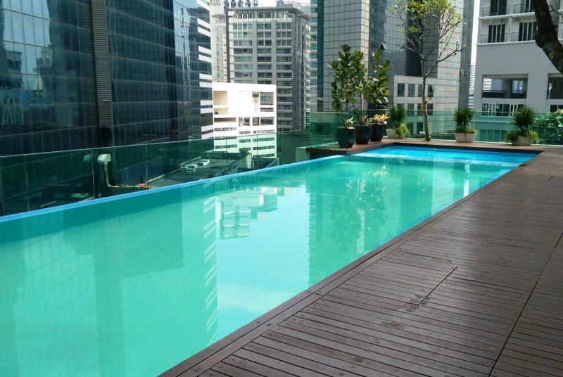 Pool in Kuala Lumpur