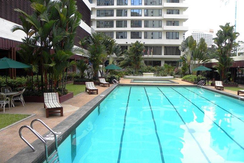 Familienhotel mit Pool in Kuala Lumpur