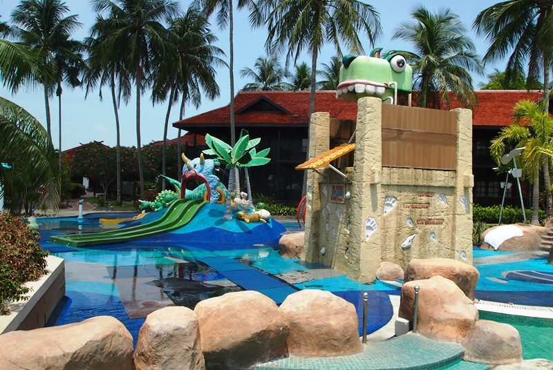 Kinderpool Hotel Upgrade Langkawi