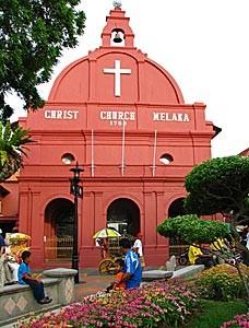 Kolonialstadt Melaka - Malaysia 2 Wochen