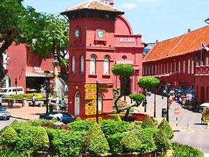 Stadthuys in Melaka