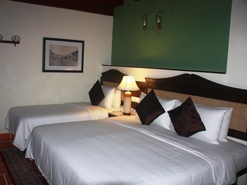 Schlafzimmer auf Penang