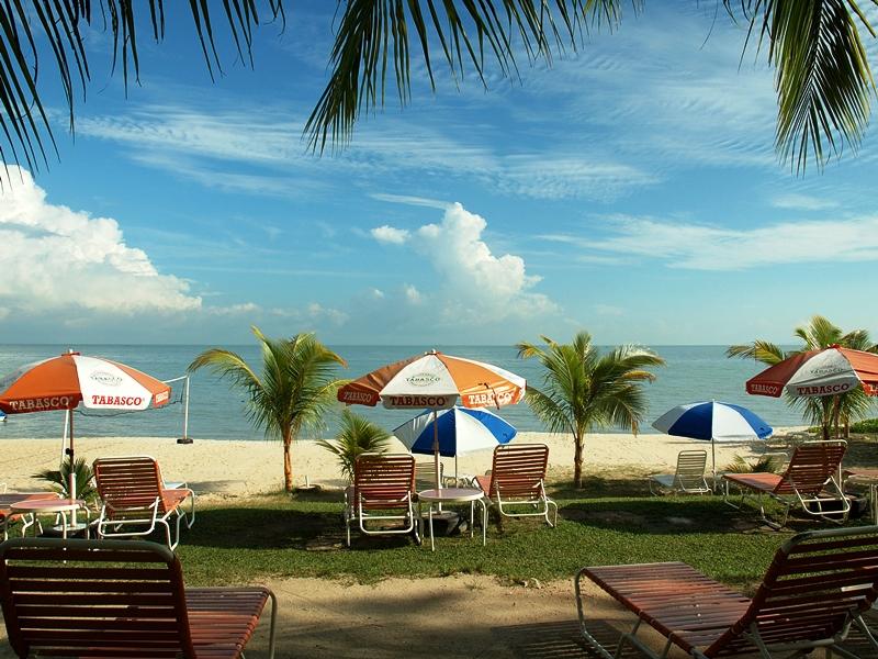 Strand auf Penang