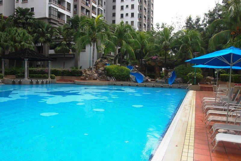 Hotelpool Melaka