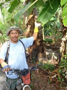 Radtour in Melaka