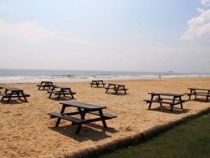 Strandaufenthalt in Cherating