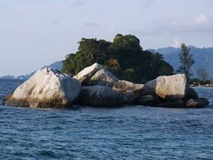 Tioman an der Ostküste Malaysias