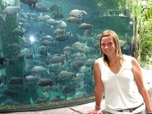 Unterwater World Aquarium auf Langkawi