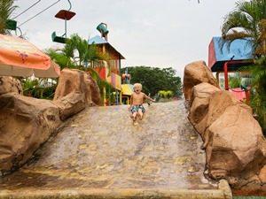 Wasserpark in Bukit Merah