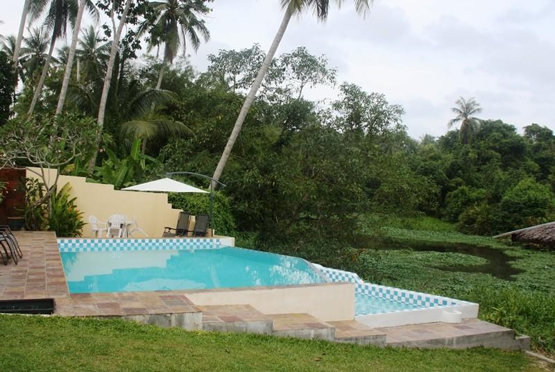 Pool im Familienhotel in Kota Bharu