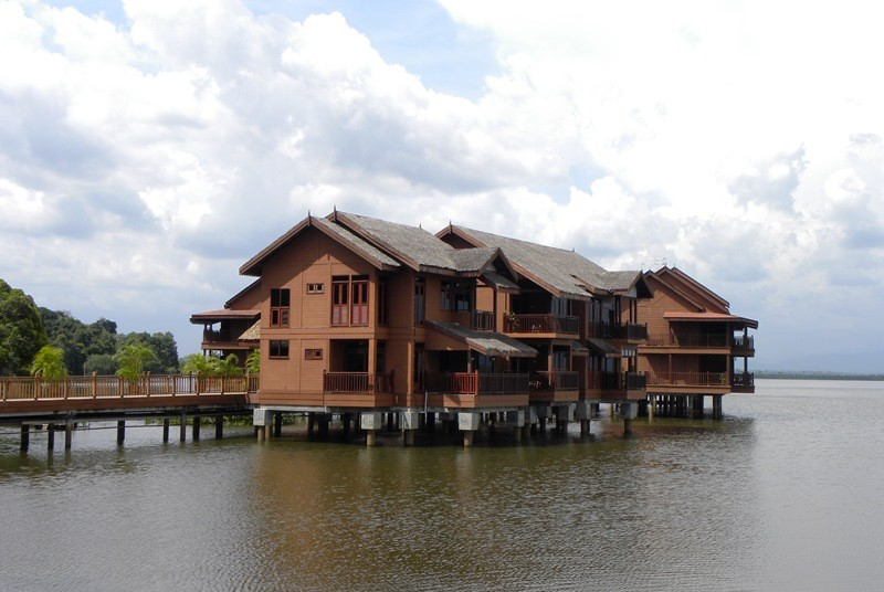 Wasservilla in Bukit Merah