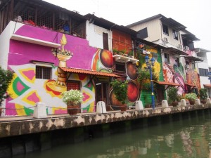 Melaka Bootstour