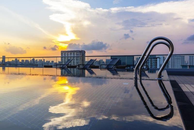 Pool Hotel Singapur