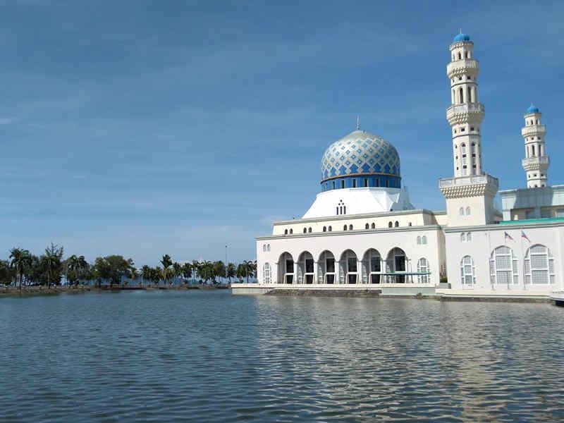 Kota Kinabalu Moschee