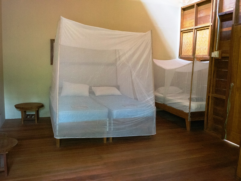Batang Ai Nationalpark Zimmer