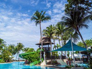 Kota Kinabalu Strand Kinderpool
