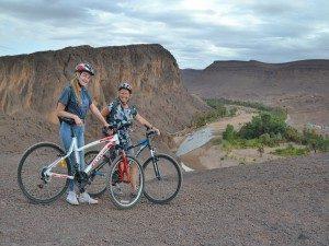 Radtour Ouarzazate