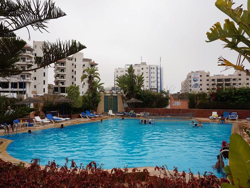 Pool Apartment Agadir