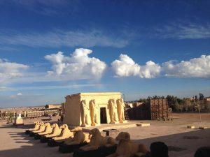 Filmstudios Ouarzazate Wüste Rundreise Marokko